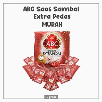 ABC Saos Sambal Extra Pedas