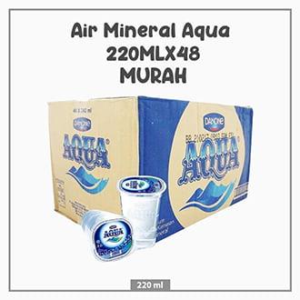 Air Mineral Aqua 220MLX48