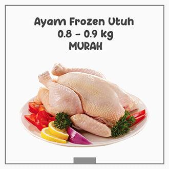 Ayam Frozen Utuh 800 gr