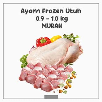 Ayam Frozen Utuh