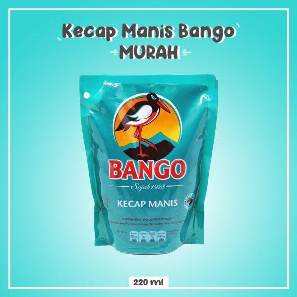 Kecap Manis Bango 220 ml
