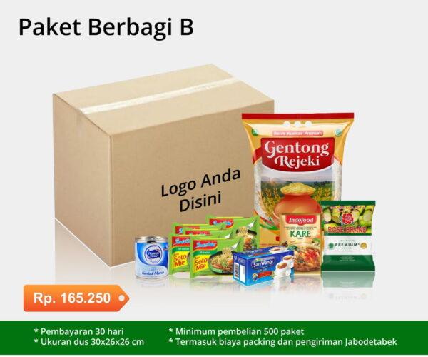 Paket Berbagi B