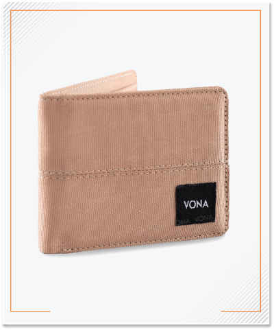Dompet Local For Men, Material Canvas