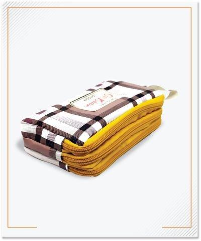 Handphone Pouch, Material Zipper