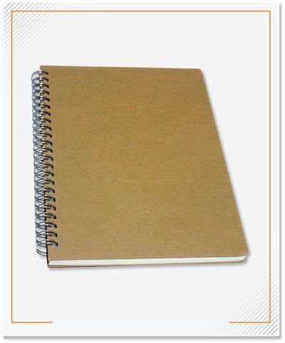 Notebook Spiral HardCover