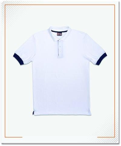 Polo Shirt Lengan Pendek, Material Lacoste Premium