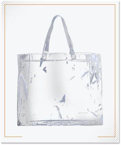 Tote Bag, Material PVC