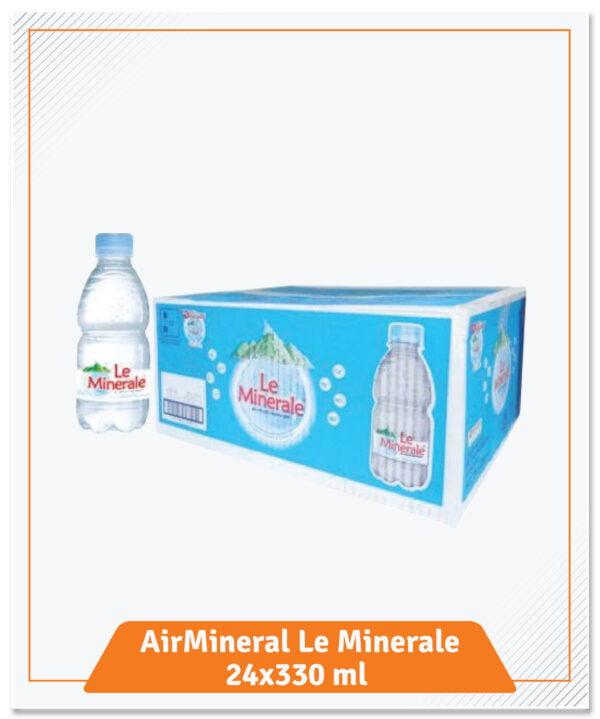 45. Air Mineral Le Mineral Murah 330 ML-01