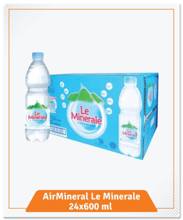 46. Air Mineral Le Mineral 600 ml-01