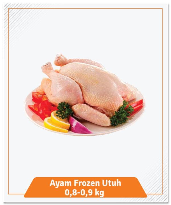 49. Ayam Frozen Utuh 0,8-0,9 kg-01