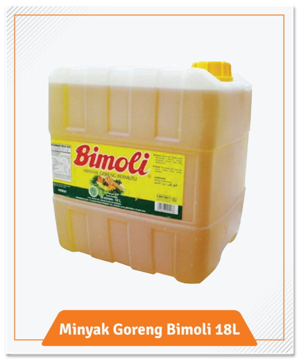 5. Minyak Goreng Bimoli 18L-01
